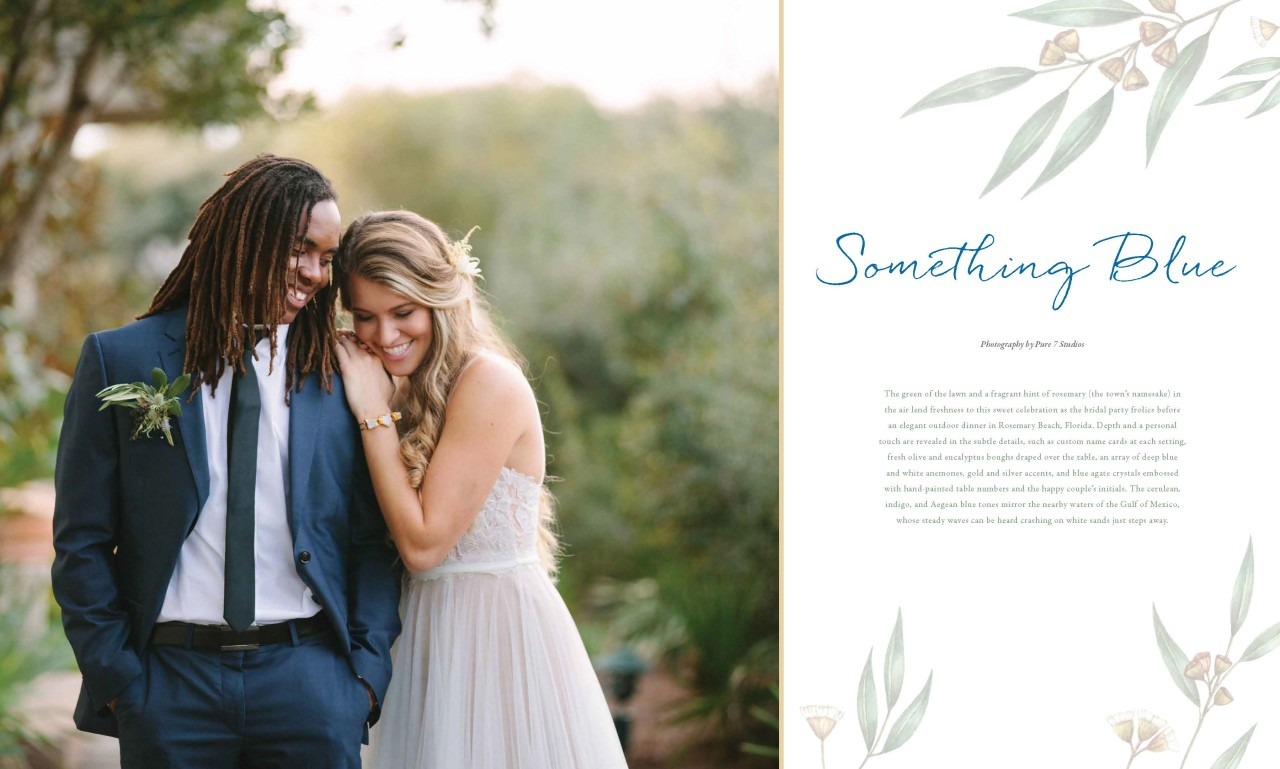 The Wedding Issue |Featured Friday with VIE Magazine