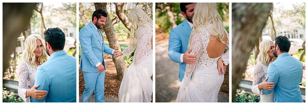 Pure 7 Studios Behemian Watercolor Wedding Beach Glam